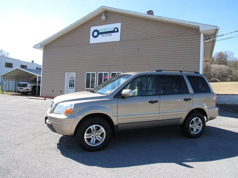 Charming 2005 Honda Pilot For Sale At Select Key Motors LLC In Mount Sidney VA