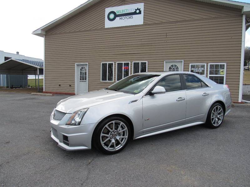 2010 cadillac cts v in mount sidney va select key. Black Bedroom Furniture Sets. Home Design Ideas