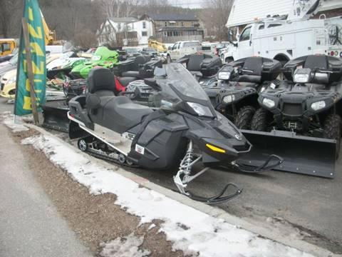 2011 Ski-Doo MXZ XR