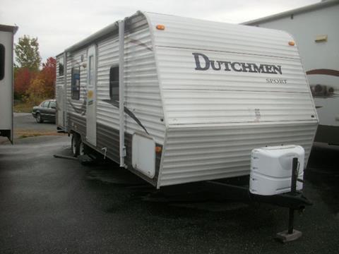 2011 Dutchmen 275BH