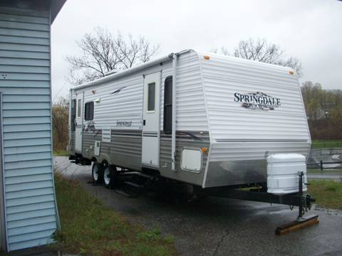 2008 Keystone Springdale