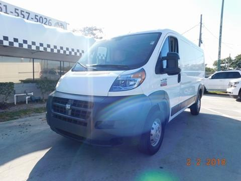 2017 RAM ProMaster Cargo For Sale In West Palm Beach FL
