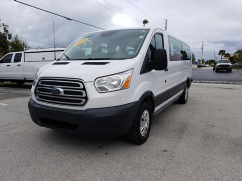 2017 Ford Transit Passenger for sale in West Palm Beach, FL