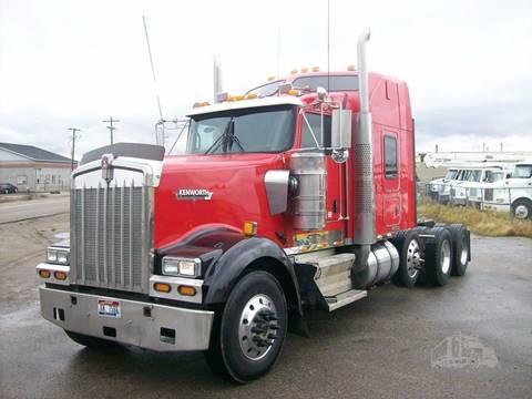 2006 Kenworth W900L