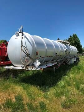 2012 Tytal Cylindrical Tank Trailer for sale in Idaho Falls, ID