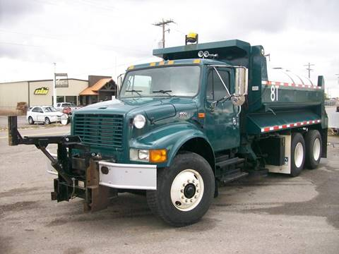 2002 International 4900 for sale in Idaho Falls, ID