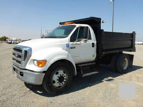 2005 Ford F650XL for sale in Idaho Falls, ID