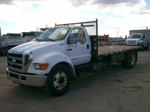 2006 Ford F650XLT for sale in Idaho Falls, ID