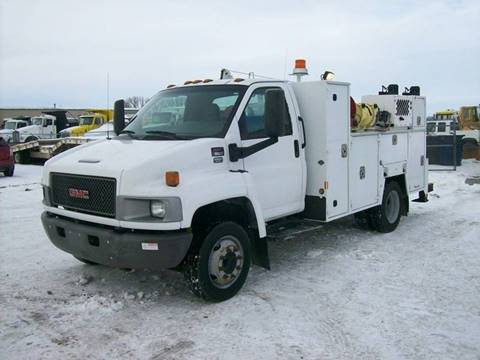 2006 GMC C5500 for sale in Idaho Falls, ID
