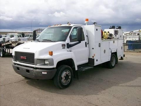 2006 GMC C5500 for sale in Idaho Falls, ID