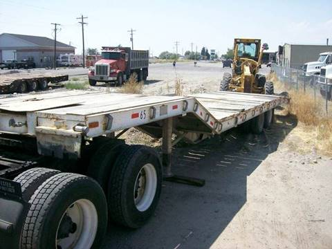 1980 Wisconsin 2540-24 for sale at HAMPTON TRUCK SALES COMPANY in Idaho Falls ID
