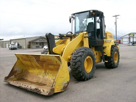 2007 New Holland W170B for sale in Idaho Falls, ID