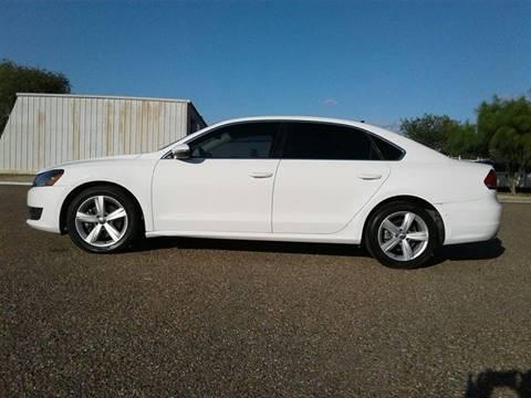 2012 Volkswagen Passat for sale at BAC Motors in Weslaco TX