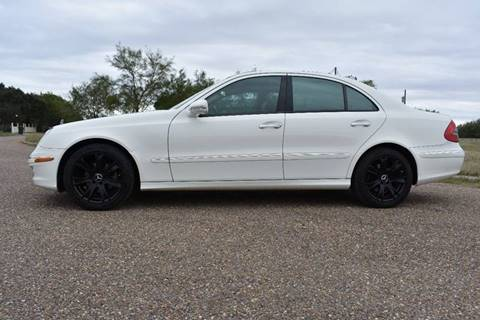 2009 Mercedes-Benz E-Class for sale at BAC Motors in Weslaco TX