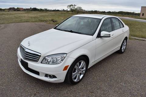 2011 Mercedes-Benz C-Class for sale at BAC Motors in Weslaco TX
