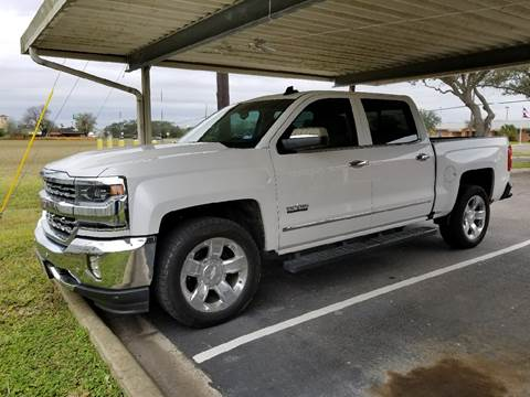 2016 Chevrolet Silverado 1500 for sale at BAC Motors in Weslaco TX