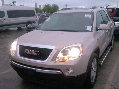 2011 GMC Acadia for sale at BAC Motors in Weslaco TX