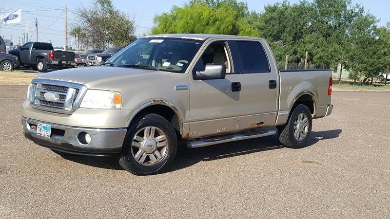 2007 Ford F-150 for sale at BAC Motors in Weslaco TX