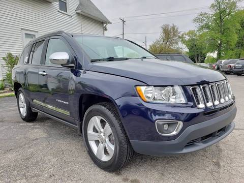2014 Jeep Compass for sale in Toledo, OH