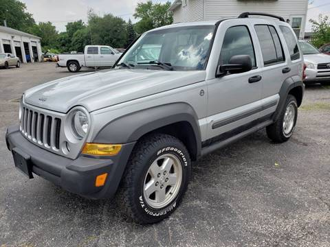 2006 Jeep Liberty for sale in Toledo, OH