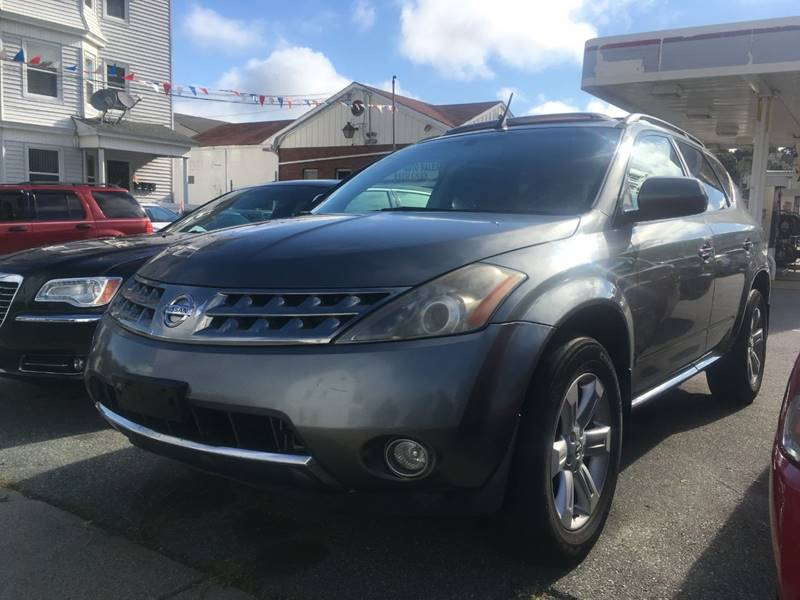 2006 Nissan Murano For Sale At Tonyu0027s Gas Repair And Auto Sales In Fall  River MA