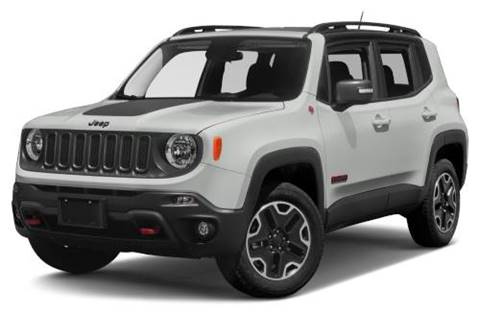 2015 Jeep Renegade for sale at Berkshire Auto & Cycle Sales in Sandy Hook CT