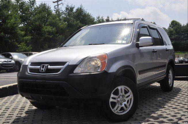 2002 Honda CR-V for sale at Berkshire Auto & Cycle Sales in Sandy Hook CT