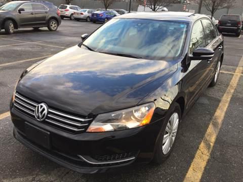 2014 Volkswagen Passat for sale in Brooklyn, NY