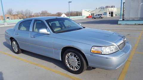 2007 Lincoln Town Car For Sale In Carter Lake Ia Carsforsale Com