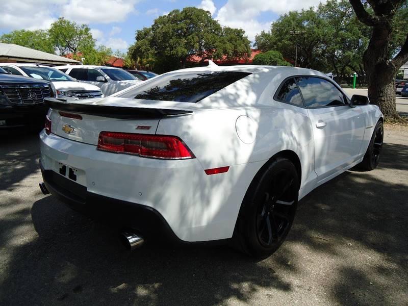 2015 Chevrolet Camaro SS 2dr Coupe w/2SS In San Antonio TX