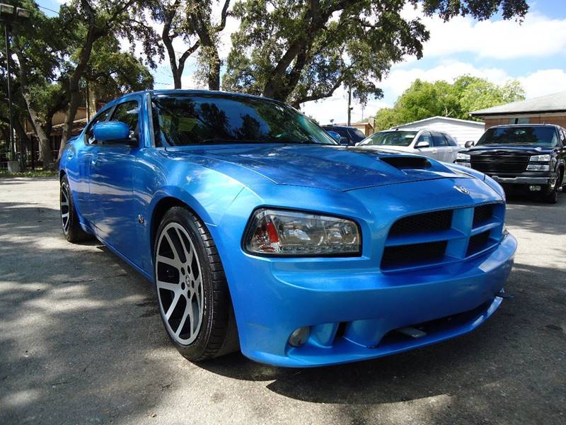 2008 dodge charger srt 8 4dr sedan in san antonio tx clover leaf 2008 Dodge Charger 3.5L V6 2008 dodge charger srt 8 4dr sedan san antonio tx
