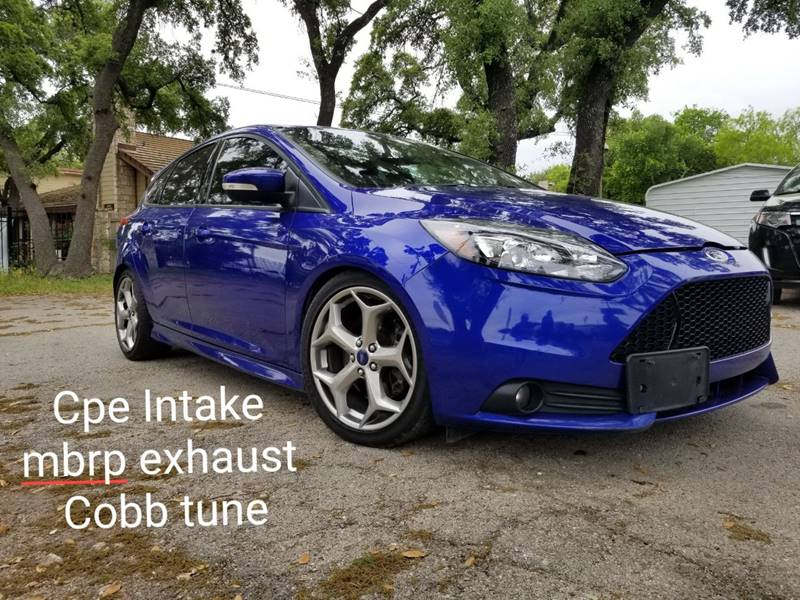 2013 Ford Focus ST 4dr Hatchback In San Antonio TX - Clover
