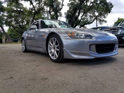 2008 Honda S2000 for sale in San Antonio, TX
