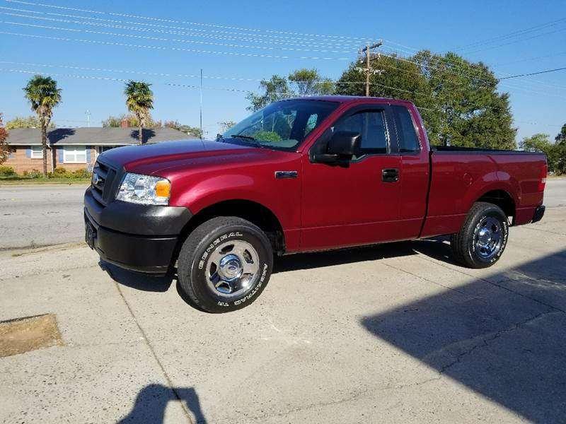 Ford Used Cars Pickup Trucks For Sale Anderson E Motors LLC