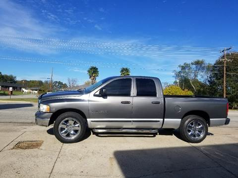 2005 Dodge Ram Pickup 1500 for sale at E Motors LLC in Anderson SC