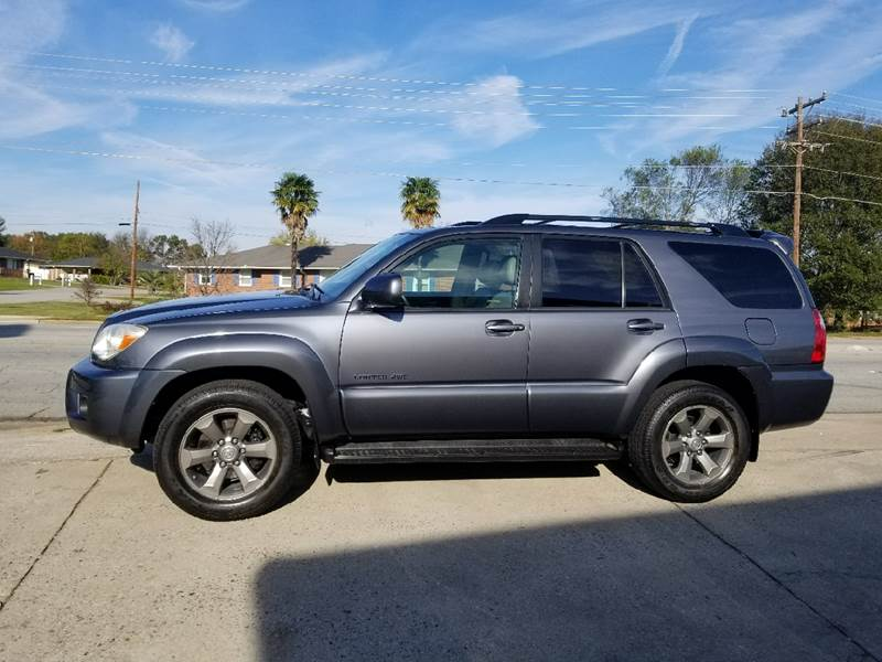 2007 Toyota 4Runner Limited 4dr SUV 4WD V8   Anderson SC