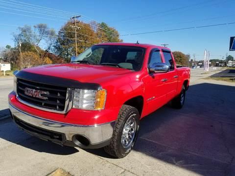 2008 GMC Sierra 1500 for sale at E Motors LLC in Anderson SC