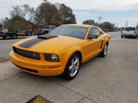 2008 Ford Mustang for sale at E Motors LLC in Anderson SC