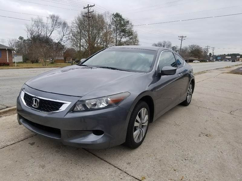 2010 Honda Accord LX S 2dr Coupe 5A   Anderson SC