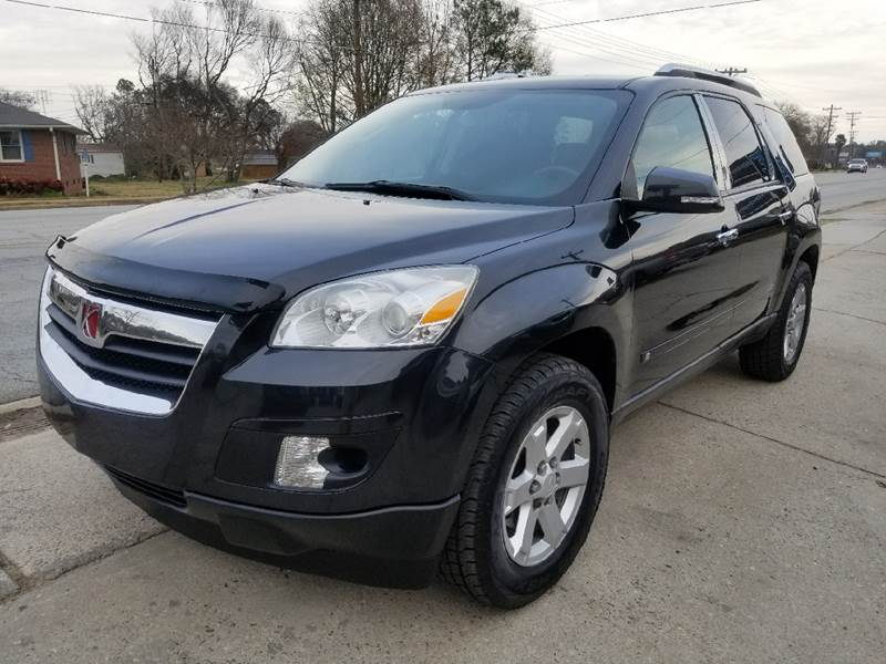 2009 Saturn Outlook for sale at E Motors LLC in Anderson SC