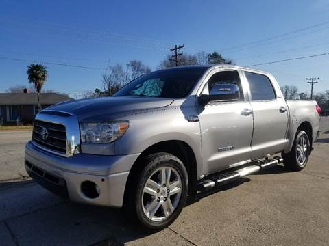 2008 Toyota Tundra for sale at E Motors LLC in Anderson SC