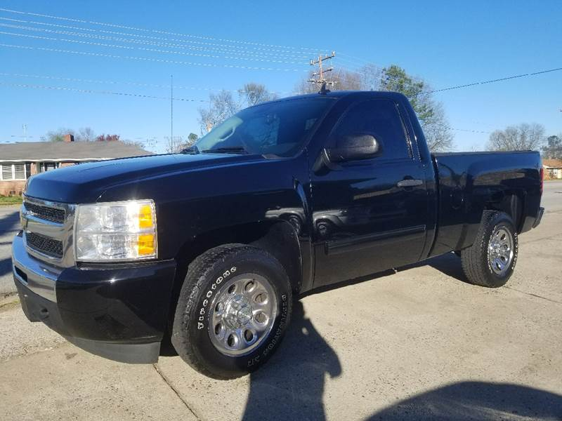2009 Chevrolet Silverado 1500 4x2 Lt 2dr Regular Cab 6 5 Ft Sb In