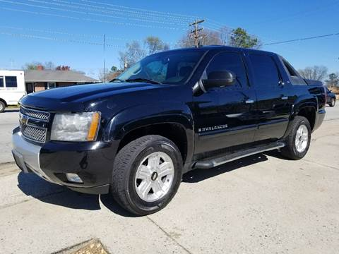 2007 Chevrolet Avalanche for sale at E Motors LLC in Anderson SC