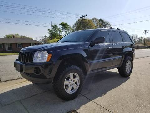 2007 Jeep Grand Cherokee for sale at E Motors LLC in Anderson SC