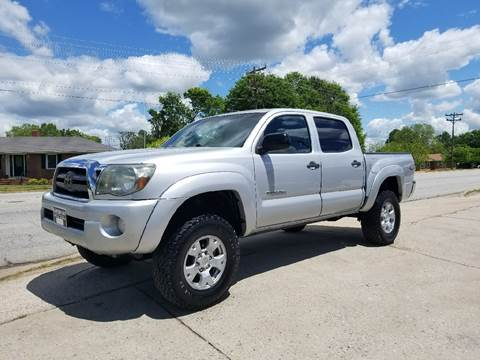 2009 Toyota Tacoma for sale at E Motors LLC in Anderson SC