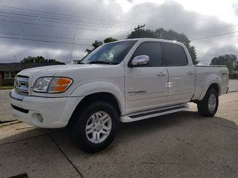 2004 Toyota Tundra for sale at E Motors LLC in Anderson SC