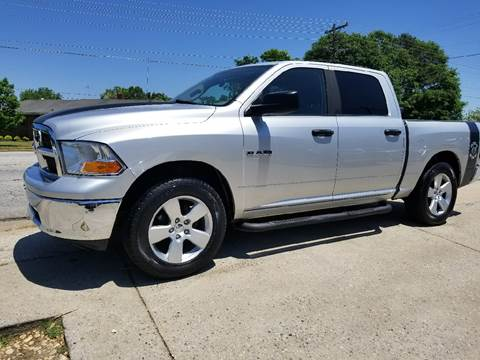 2009 Dodge Ram Pickup 1500 for sale at E Motors LLC in Anderson SC