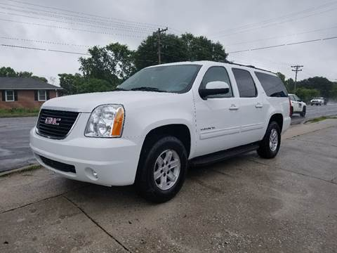 2010 GMC Yukon XL for sale at E Motors LLC in Anderson SC