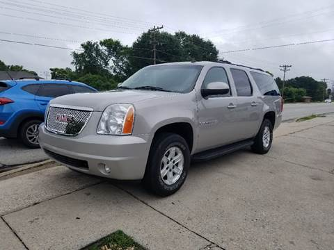2008 GMC Yukon XL for sale at E Motors LLC in Anderson SC