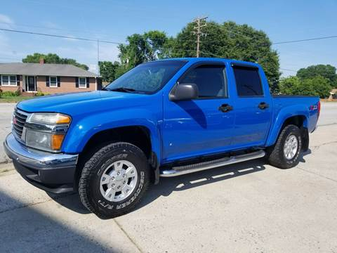 2008 GMC Canyon for sale at E Motors LLC in Anderson SC